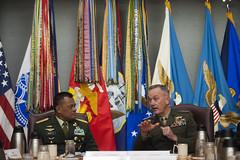 160218-D-PB383-014 (Chairman of the Joint Chiefs of Staff) Tags: indonesia marines chairman jointstaff joedunford generaldunford josephfdunford 19thcjcs josephfdunfordjr gengatotnurmantyo indonesiannationaldefenseforcesl