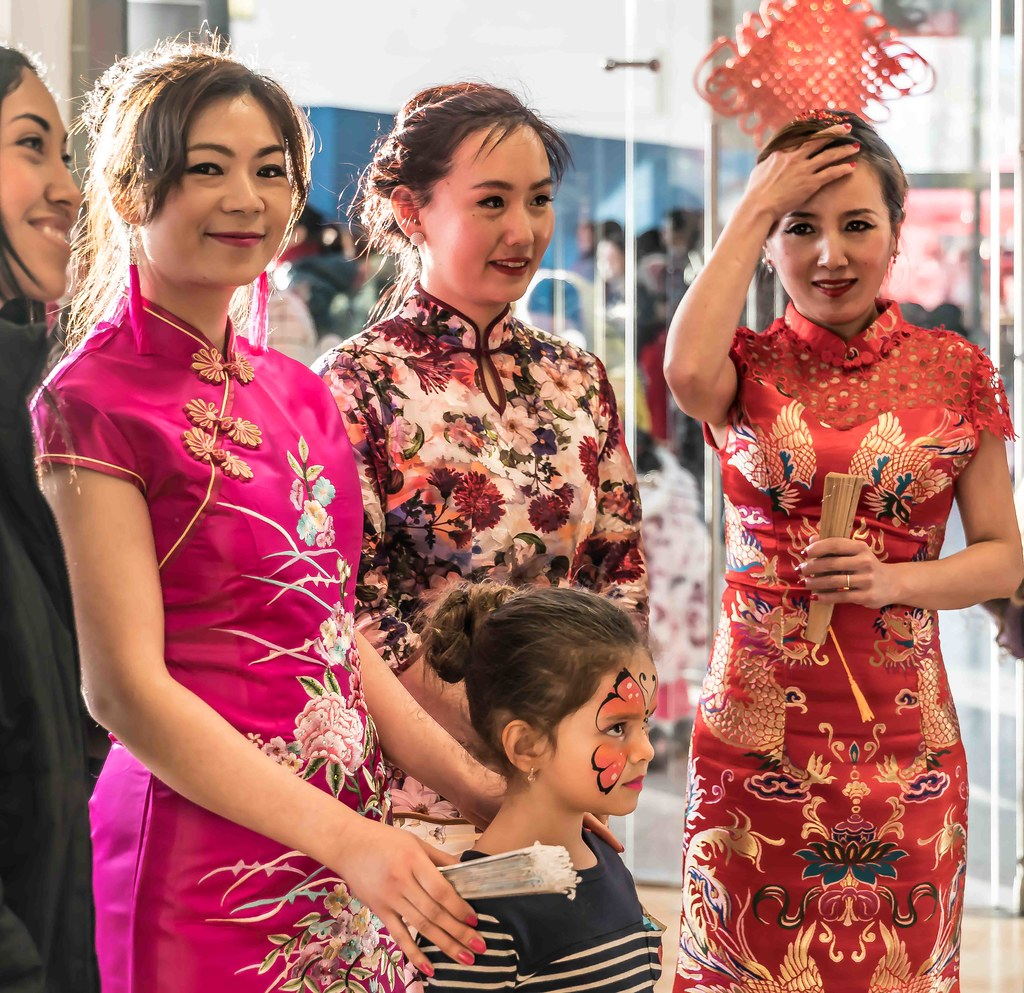 CHINESE COMMUNITY IN DUBLIN CELEBRATING THE LUNAR NEW YEAR 2016 [YEAR OF THE MONKEY]-111571