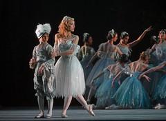 The Dream - Nao Sakuma, with George Ring (DanceTabs) Tags: ballet dance ashton brb hippodrome birminghamroyalballet