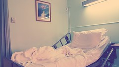 #emptyspaces (mostaphaghaziri) Tags: emptyspaces hospital room bed flickrfriday white momentofsilence