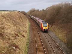 Garrochburn - 07-02-2016 (agcthoms) Tags: scotland trains railways ayrshire virgintrains garrochburn