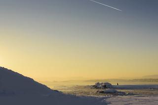 Winter light - Bygdøy