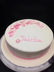 Christening cake (pinkvanillacakes@outlook.sg) Tags: christeningcake