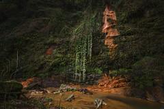 Cascata dell' Infernaccio (VT) (DABMARCO) Tags: italy waterfall waterfalls di viterbo santo grotte stefano lazio cascata rossa qua