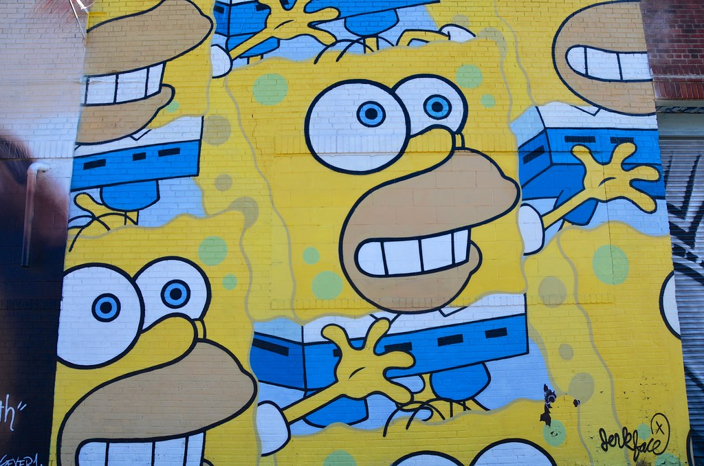 The World\'s most recently posted photos of graffiti and spongebob ...