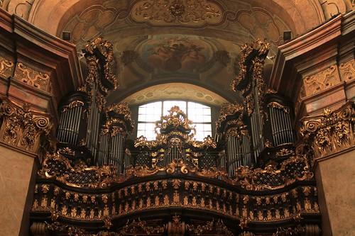 Peterskirche Organ