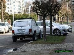 VAZ 2121 Lada Niva (Adrian Kot) Tags: lada vaz niva 2121