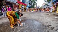 Parthasarathy-Temple-Vedic Pandits-06 February 2016 (Ravi Kappagantula) Tags: india madras fujifilm manual 12mm chennai 2016 samyang carfestival triplicane xt10 parthasarathytemple