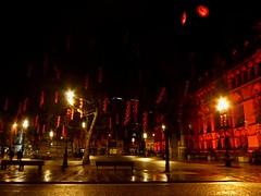 Albert Square (stillunusual) Tags: uk england urban tree night dark manchester evening cityscape streetphotography streetscene chinesenewyear urbanlandscape albertsquare mcr urbanscenery 2016 manchesterstreetphotography
