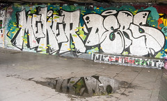 Meker Ders (cocabeenslinky) Tags: road park street city uk england urban streetart black london art writing silver lumix graffiti hall paint artist grafitti elizabeth photos south centre graf united capital letters bank kingdom can spray southbank queen panasonic chrome skate writers belvedere graff february se1 artiste ders 2016 meker chromeblack 8xx dmcg6 cocabeenslinky