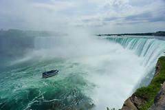 Niagara Falls (tr1307) Tags: canada water boot niagarafalls boat wasser wasserfall kanada niagaraflle