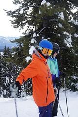 DSC01068 (SnowSkool) Tags: ski snowboarding skiing bigwhite snowskool skitraining skiinstructorcourse snowboardinstructorcourse snowboardtraining