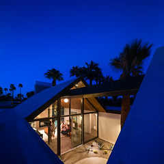 Desert Eichler #2 (Chimay Bleue) Tags: oakland design desert modernism claude modernist midcentury eichler kuds kudlac