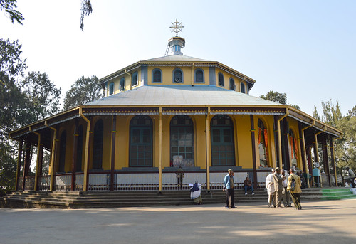 Orthodox Ethiopian church