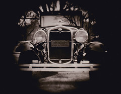 Tintype of a 1931 Ford Model A (BlakeWylie) Tags: ford modela model nashville tintype 5x7 a wetplatecollodion tintypestudio tintypenashville nashvilletintypephotographer