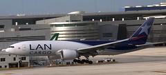 Boeing 777-F16 N776LA (707-348C) Tags: florida miami cargo lan mia boeing airliner freighter jetliner boeing777 lae b772 kmia lancargo b77w b77f n776la