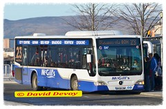 McGILL'S OF GREENOCK 3334 BV08ZWF (SCOTTISH BUS ARCHIVES) Tags: 3334 mercedescitaro bv08zwf mcgillsofgreenock