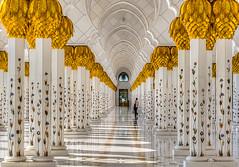 Seeking Allah (jaumedarenys) Tags: mosque abudhabi unitedarabemirates hdr desembre 2015 eos7d sheikhzayedmosque