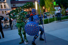 Pop Metal? (Zervas) Tags: costumes nerd comics san comic jose convention silicon con 2016 svcc vallye