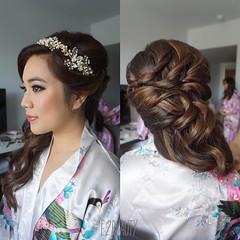 Lorraine is all ready for her big day!! Congrats my dear . #e2beauty #makeupbysharonypark #hairbygenie #sandiego #updo #bridalmakeup #gettingreadyforthewedding #wedding #bride #ulzzang #asianmakeup #sideupdo #bigsexyhair #kmsdrywax #sebasti (eab12) Tags: wedding for bride is big day all sandiego curls her ready dear lorraine congrats updo pinklips dolleyes hairaccessory bridalmakeup asianmakeup bigsexyhair gettingreadyforthewedding behindthechair ulzzang instagram ifttt sideupdo bighairdontcare rolowed  makeupbysharonypark e2beauty hairbygenie kmsdrywax sebastianreshaper rolowedding