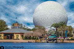 Spaceship Earth - Across World Showcase