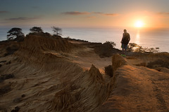 Broken Hill (chase.bartholomew) Tags: torreypines sandiego brokenhill oceansunset californiahiking