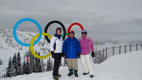 The Rings of Whistler with Sitzmark