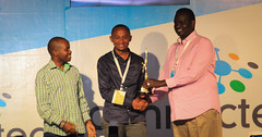Microsoft Innovation Awards county GVT Solution category- Simple Trace System