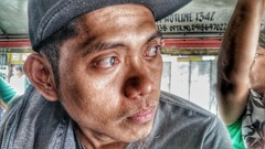 HRD using Mobile - Pj Torallo (sunokie) Tags: face mobile person philippines hdr jeepney nokie casido torallo