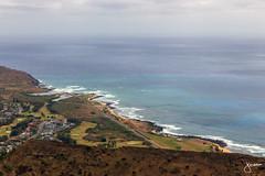 Koko Head, Honolulu, Oahu (jennchanphotography) Tags: travel tourism island hawaii waikiki oahu head tourist hike honolulu koko attraction jennchanphotography