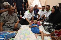 Lawatan ke Taman Selasih, Paloh Hinai, Pekan 19/3/16 (Najib Razak) Tags: prime ke pm taman minister rumah tmn perdana razak najib menteri lawatan pekan paloh 19316 hinai selasih