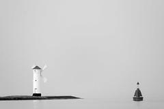 Stawa Myny (GeraldGrote) Tags: sea tower mill mhle meer wasser poland polen beacon ostsee leuchtturm usedom pl boje winoujcie wojewdztwozachodniopomorskie