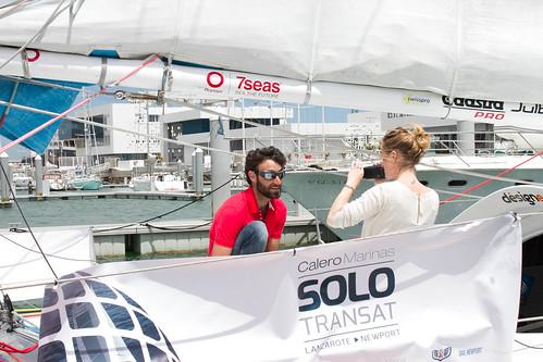 CALERO MARINAS SOLO TRANSAT -1-7