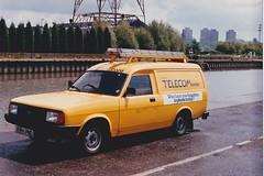 British Telecom Ital van (sunbeam31) Tags: marina office post telephone british morris van bt gpo telecom telephones leyland bl ital