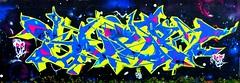 MR PORTER (Sucr ODVCK LCN) Tags: street blue black paris art yellow graffiti montana europe style bonus galaxie pignon fixe lechatnoir lcn paname vck mrporter graffitieurope sucr grafitiporn opse seyze socrome vckingz uscrs lechatnoircrew