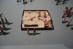 Box of antique toy soldiers (quinet) Tags: alps salzburg toys austria tirol sterreich soldiers spielzeug tyrol autriche soldaten jouets 2014 soldats tyrolia kronwache