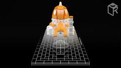 LEGO Architecture concept of Santa Maria del Fiore (legorevival) Tags: santa italy architecture del florence lego cathedral maria campanile firenze duomo fiore renaissance lr brunelleschi dm moc kupola ptszet renesznsz legorevival lrevival
