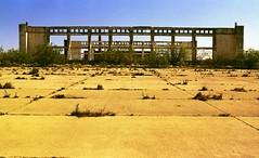Zzzz (David Adam Salinas) Tags: abandoned film crossprocessed fuji urbanexploration 35mmfilm westtexas analogphotography