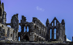 Whitby Abbey, North Yorkshire (H@y1ey) Tags: old abbey nikon ruins dracula whitby northyorkshire decaying d3300