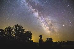Marta (Hatoori) Tags: night photography viajes galaxy estrellas nocturna cosmos extremadura largaexposicion víaláctea fotografíanocturna canonef1635f28 canon6d
