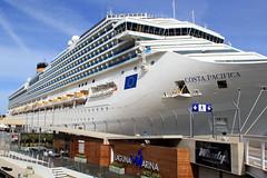 Costa Pacifica_2 (North Ports) Tags: marina malta laguna grandharbour mmsi costapacifica 247258100
