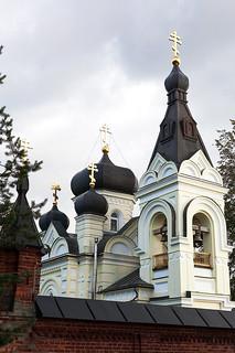 Скит Казанской Божией Матери