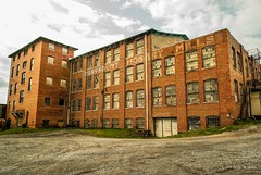 Dobyns-Taylor Warehouse (Back Road Photography (Kevin W. Jerrell)) Tags: ex tennessee oldbuildings historic nostalgic sullivancounty kingsport nikond60 backroadphotography