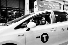 Cab driver (fidelio1975) Tags: street new leica york 35mm manhattan hp5 m3 50th ilford f28 summaron