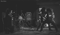 Caballo Salvaje - Pehuen Metal - 16 Abril 2016, Nqn.
