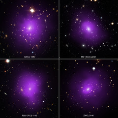 """Russian Doll"" Galaxy Clusters Reveal Information About Dark Energy (NASA's Marshall Space Flight Center) Tags: science marshall nasa galaxy chandra nestingdolls darkenergy chandraxrayobservatory galaxyclusters nasamarshall nasasmarshallspaceflightcenter"