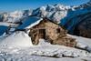 baita (lotti roberto) Tags: champorcher ciaspole valdaosta montagna mountain snow neve baita alpi fujifilm xt10 fav25 fav50 fav75 fav100