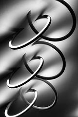 Six Rings / Zes ringen (jo.misere) Tags: light licht ringen rings plafond