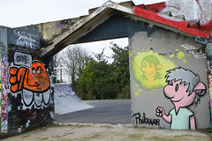 Meushay     PhiLouWer (HBA_JIJO) Tags: urban streetart france art wall painting graffiti spray peinture mur vitry philou vitrysurseine charactere paris94 meushon meushay hbajijo phillouwer