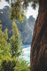 McWay-Falls-9 (hotcommodity) Tags: ocean california beach nature waterfall highway1 pacificocean coastline westcoast juliapfeifferburnsstatepark bigsurcoast mcwayfalls